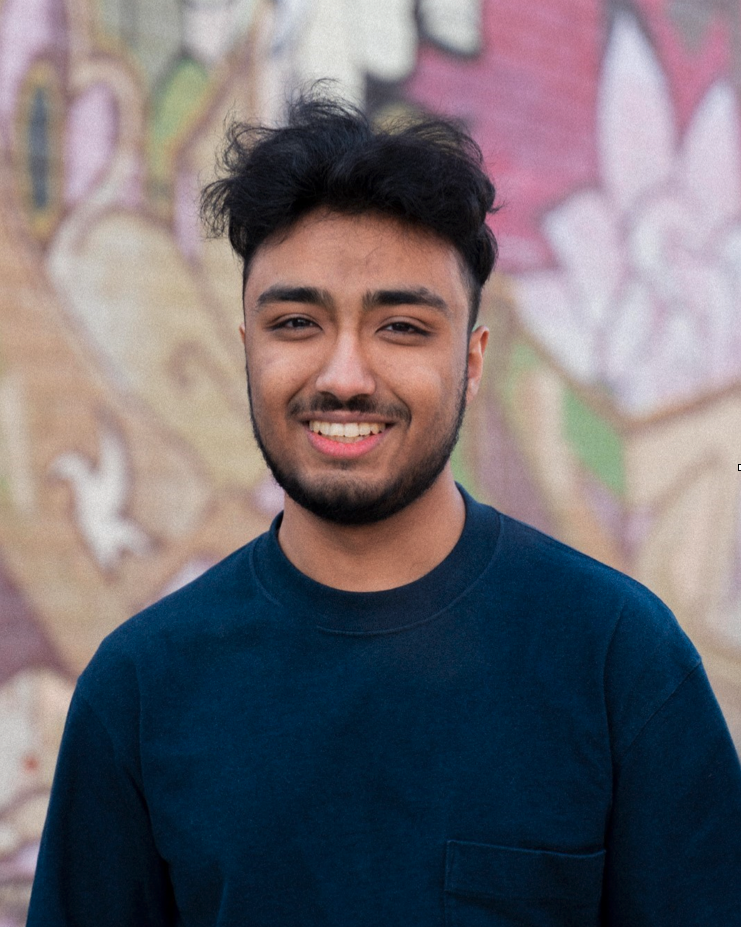 profile photo of Amar, one of our students