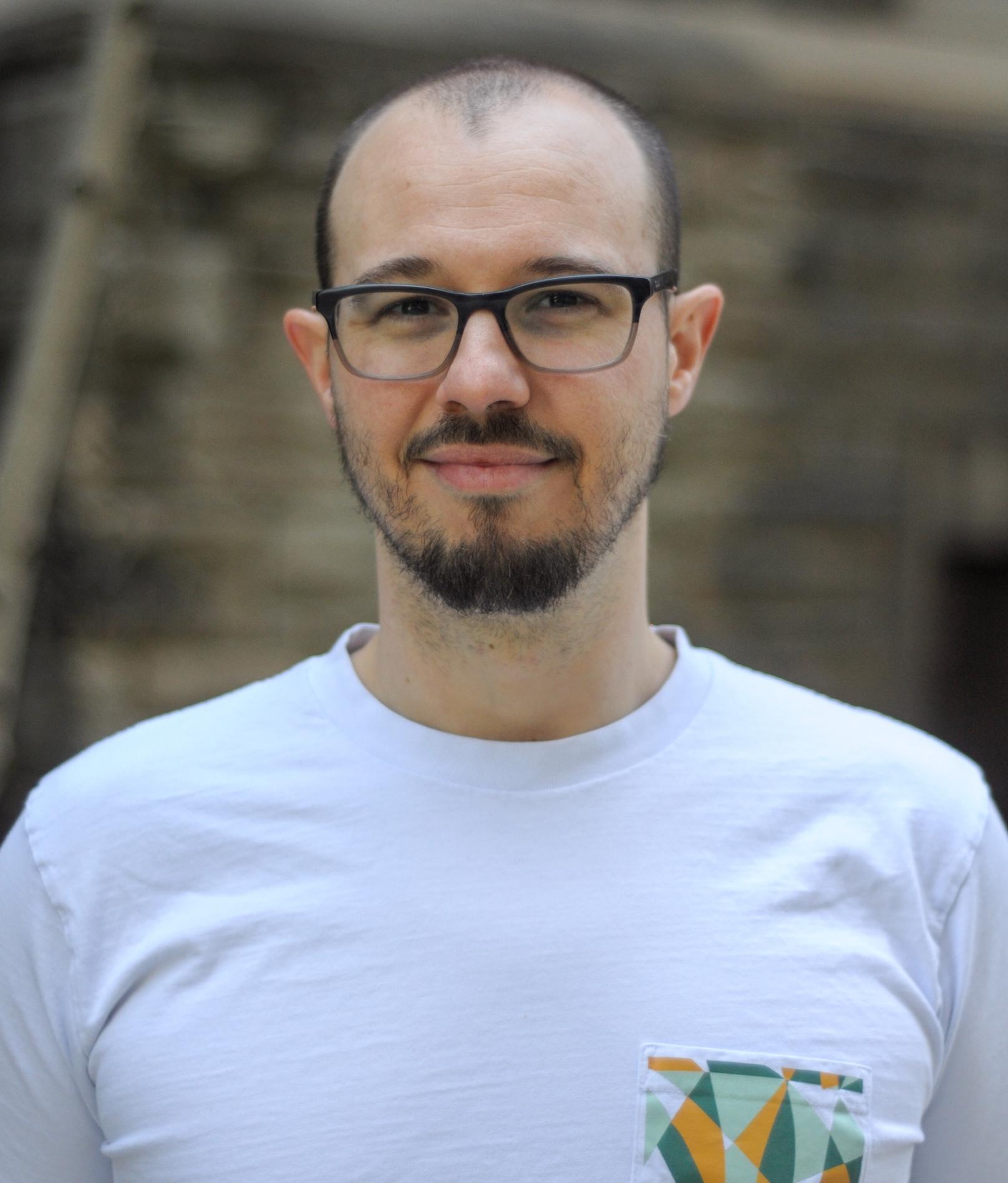 Photo of PhD graduate Cédric Beaulac