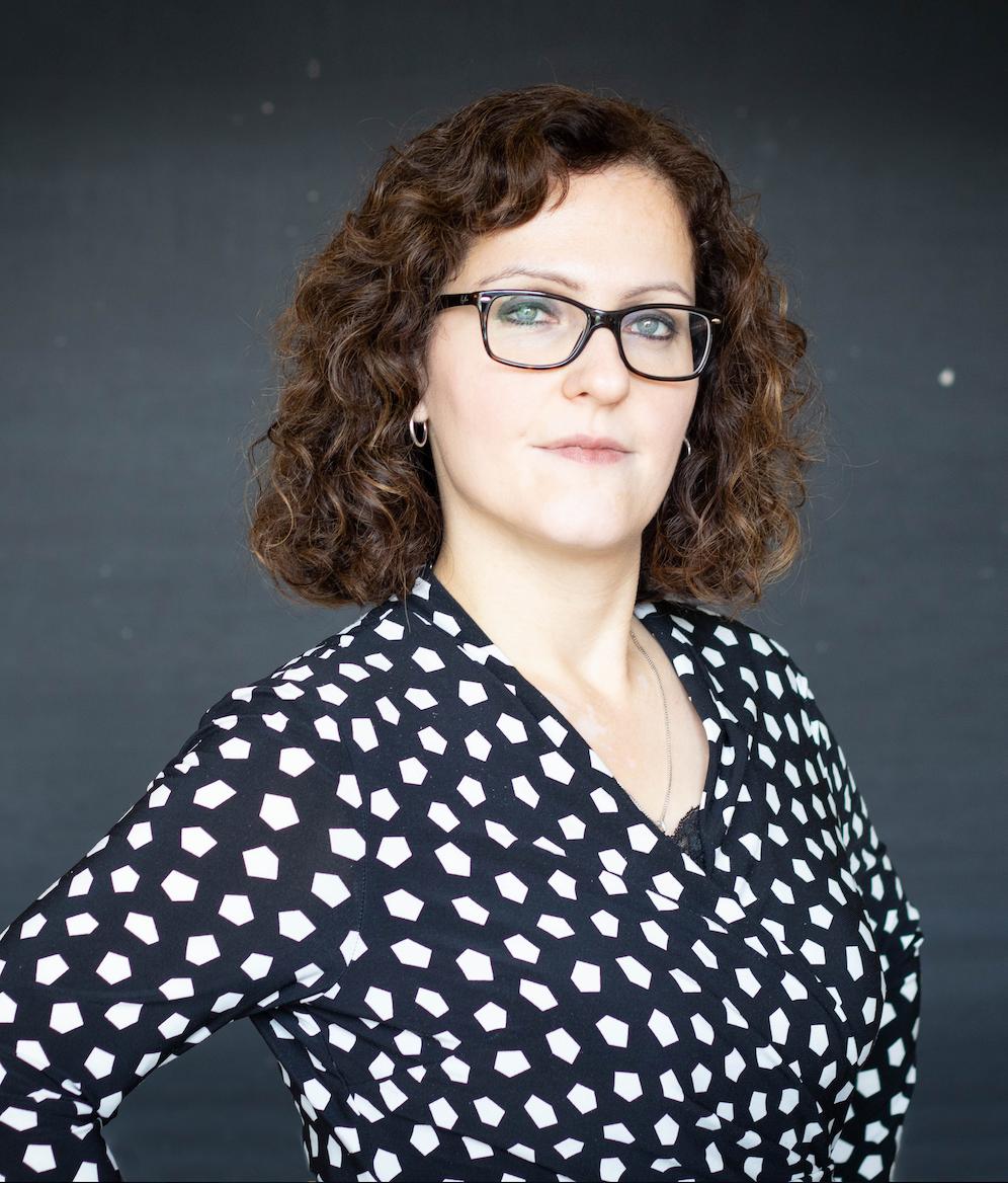 Christine Bulguryemez headshot profile