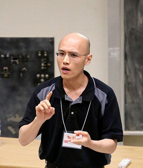 Profile photo of MSc alumnus Eric Cai