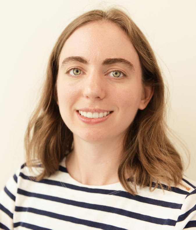Photo of student Harriet Ware