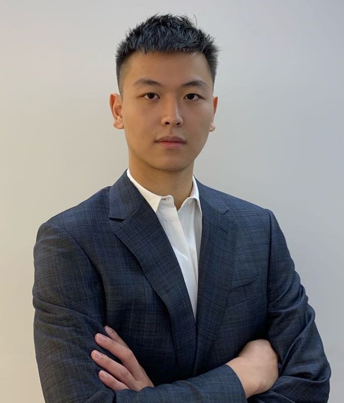 Photo of MFI student Kevin Wang