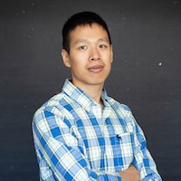Photo of faculty member Linbo Wang