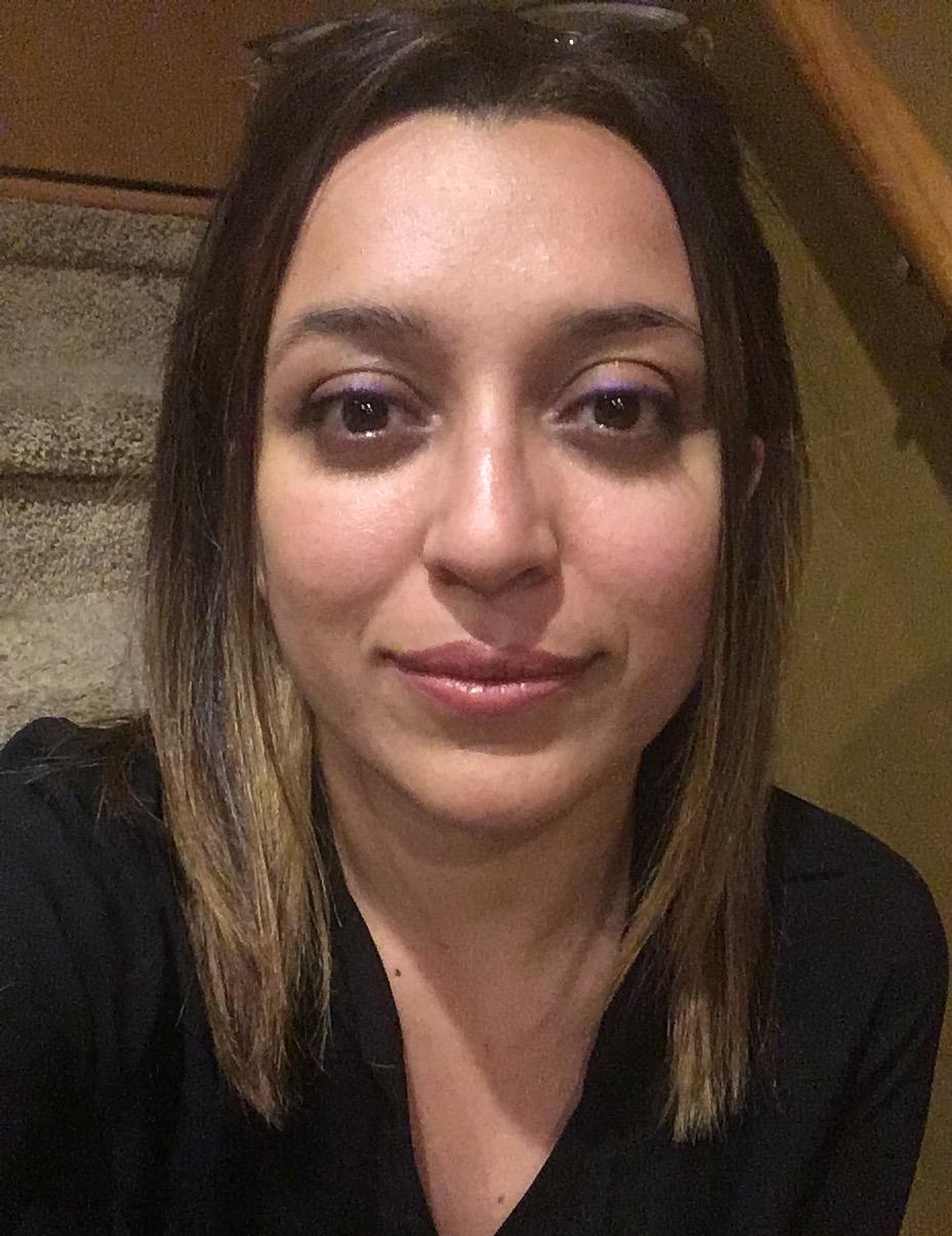 Photo of facutly member Vianey Leos Barajos