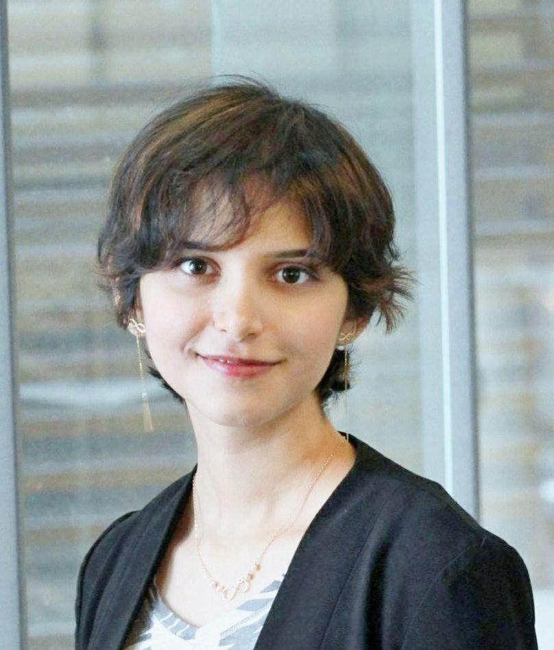 Photo of student Sara Golestaneh