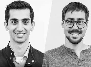 Phillipe Gasgrain and Ali Al-Aradi